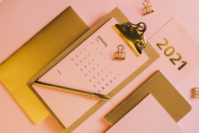 2021 Goal: Long Term Financial Planning